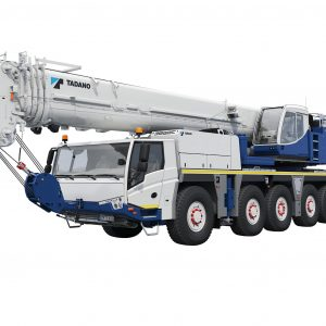 ATF110G-5 All Terrain Crane
