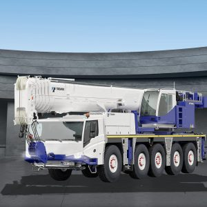 ATF130G-5 All Terrain Crane