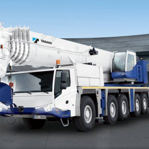 ATF200G-5 All Terrain Crane